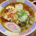 立食い蕎麦・うどん レトロ - 料理写真:中華そば