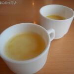 ジョイフル - コーンスープ