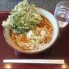 文殊 - 料理写真:春菊¥400-