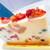 どるちぇ ど さんちょ - 料理写真:カッサーダ・レアチーズ 430円(税込)【2021年5月】