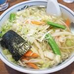 滋味 - 野菜タンメン