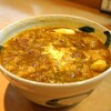 石臼挽き手打 蕎楽亭 - 料理写真:カレー蕎麦