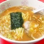 ラーメン餃子三平 - 醤油ラーメン