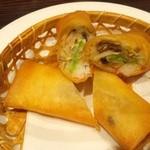 香港私菜 Repulse Bay - 海鮮春巻!
