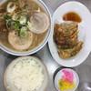 中華 めんきち - 料理写真:めんきち定食 1,100円