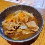 渋谷 道玄坂 肉寿司 - お通し