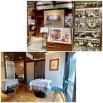 ビステッケリア エノテカ イル モーロ - お店はレストランフロアにあります。