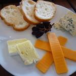 15203349 - こだわりチーズセット 600円