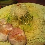 ぶちうま - 広島つけ麺2玉(\1,000)