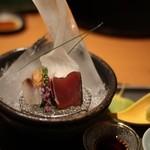 日本食 雅庭 - プリフィックス会席「創」お造り