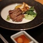 日本食 雅庭 - 季節の鮨会席「華」焼物