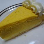 気まぐれケーキ屋さん - 料理写真:かぼちゃのババロア