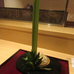 Shinohara - 「先付け」は節句飾りの装い
