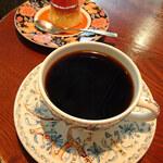 カンダコーヒー - プリン&ドリップコーヒー