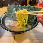 紫蔵 - らーめんの麺
