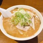 一徹 - 正油ラーメン(750円)