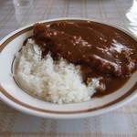 ちとせポイント - 料理写真:カツカレー