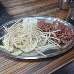 ジンギスカン肉焼 加トちゃん家 - 料理写真: