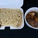 柔家 - 料理写真:つけ麺(870円)テイクアウト