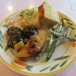ルイジアナママ - 前菜色々