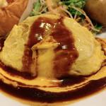 ラケル - KUKU餅もちチーズオムライス