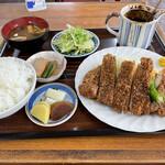 152061023 - チキンカツ定食