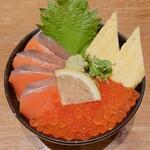 どんぶり茶屋 - 親子丼 1,380円