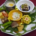 松楓閣 - 前菜です