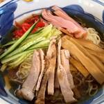 志のぶ支店 - 料理写真:冷やし中華