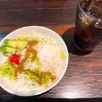 游喜庵(遊喜庵) - サラダセット