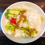 游喜庵(遊喜庵) - サラダ