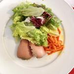 ブラッスリー・グー - メニューA(1200円+300円)/鶏レバーパテ