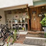 森カフェ - お店の外観