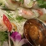 15208148 - タイ料理も、種類豊富!で、当然うまいっ!!