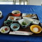 隠岐プラザホテル - 島の朝定食