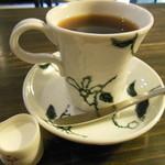 珈舎 - 染絵窯:小林一彦氏のカップ