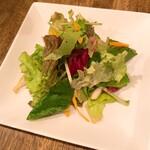 フィレンツェ - 料理写真:サラダ