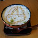 Coffee, Tea & Cake 茶徠 - 冷たい豆乳抹茶ラテ(650円)