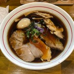 麺屋 ぬまた - 特正油らー麺