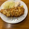 ミヨシ - 料理写真:とんぷらライス 750円