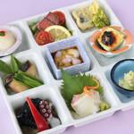 日本料理 矼 - 6月「色彩御膳」