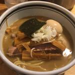 Koukaibou - らぁめん+味玉+メンマ