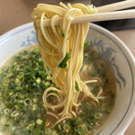 中華料理ぼん天 - 料理写真:すっぴんらーめん
