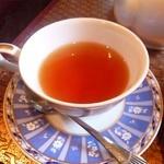 ラディッシュ - 紅茶