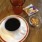樫の木珈琲店 - 料理写真:フレンチ