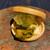 KUFUKU± - アワビの肝和えとチーズ/みかんのジュレの最中