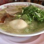 152124079 - 中華そば(並)煮卵入