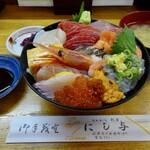 にし与 - にし与丼2000円