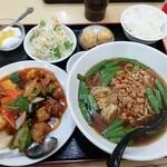 紅昇 - 料理写真:酢豚定食1188円