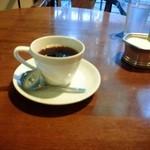 Cafe倫敦館 - ホットコーヒー